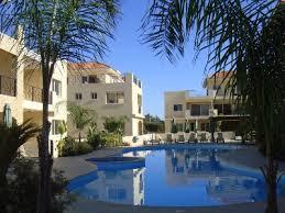 Residence Oasis 1 Bedroom Apartment, Tersefanou